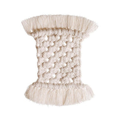 Northern Europe Macrame Cup Pad Bohemia