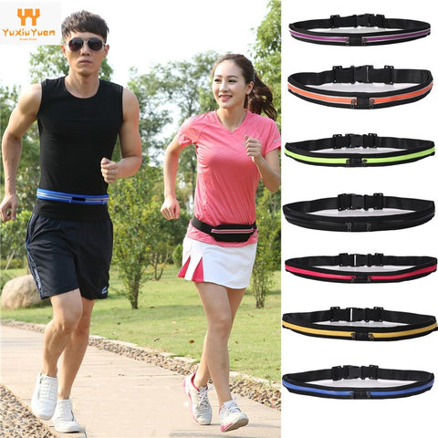 Running Waist Phone bag Waterproof Holder