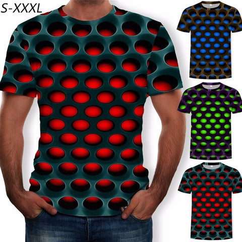 Summer T-Shirt Mens