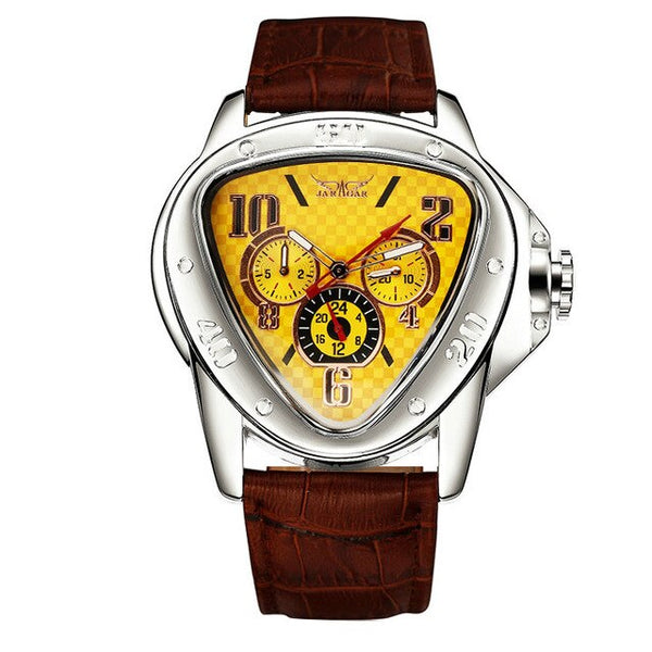 Fashion luxury men automatic mechanical wristwatch TOP