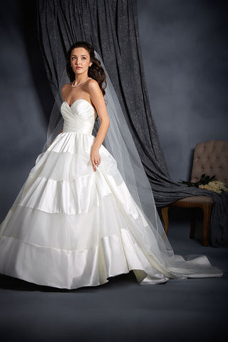 Alfred Angelo Style 2469 Front