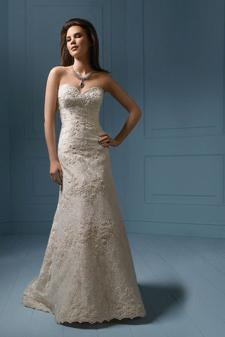 Alfred Angelo 801 Front View
