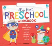 My First Preschool Workbook