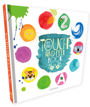 My Big Book of Touch & Feel