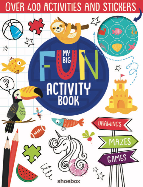 My Big Fun Activity Book