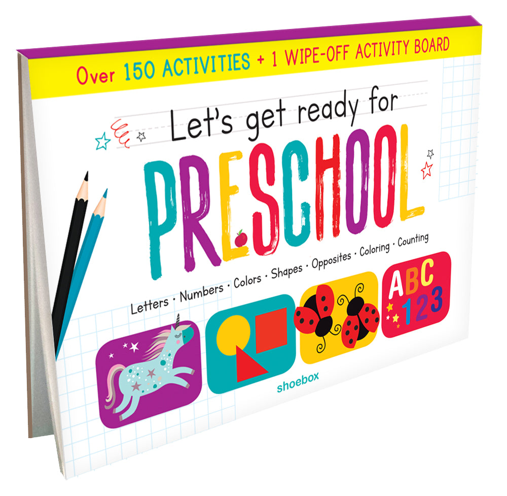 Lets Get Ready For Preschool