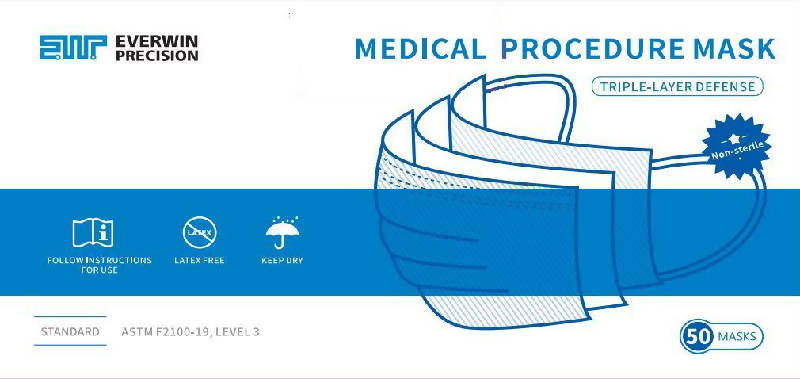 Surgical Mask Level 3 FDA 510K Approved - HealthEquip