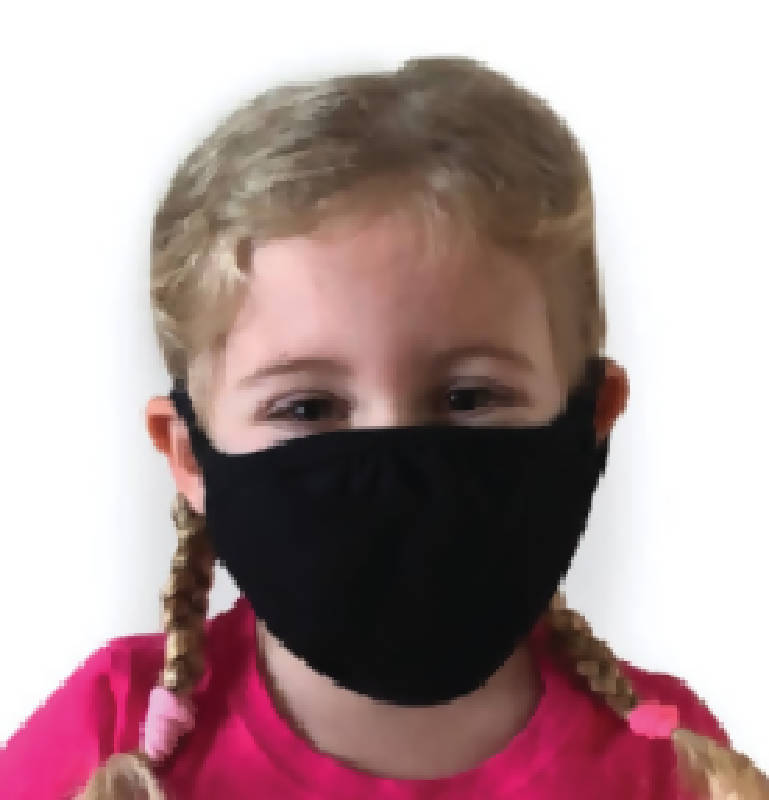 REUSABLE ECO YOUTH FACE MASK, Pack of 48 - HealthEquip