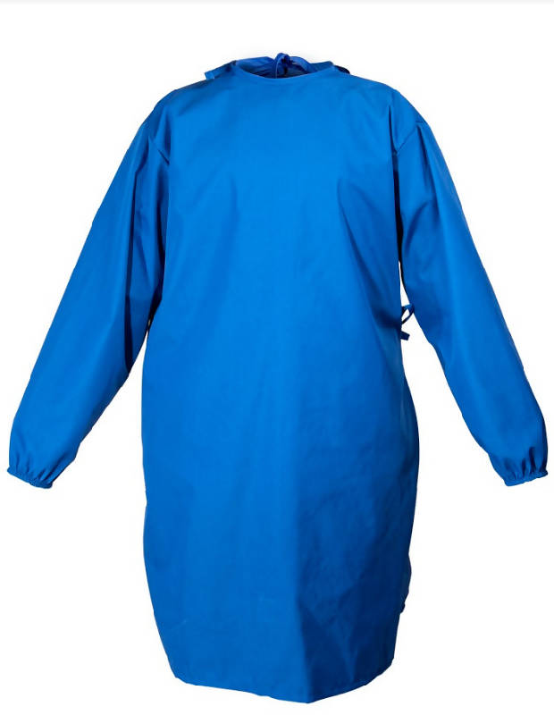 Reusable Isolation Gown - HealthEquip