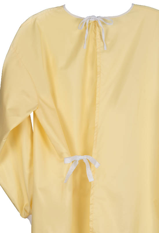 AAMI Level 1 Reusable Isolation Gown - HealthEquip