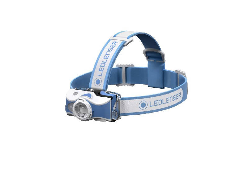 MH7 LED Headlamp Blue/White - HealthEquip