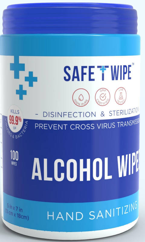 SAFE-T-WIPES - HealthEquip