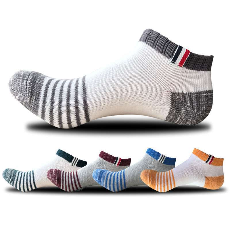 1 Pair Quality Mens Happy Socks Striped Plaid Diamond Cherry Socks Men Combed Cotton Calcetines Largos Hombre