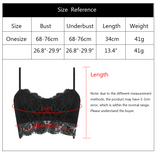Hot Sell Stylish Sexy Women's Sleeveless Lace Flower Hollow Out Solid Vest Crochet Tank Tops Bralette Bra