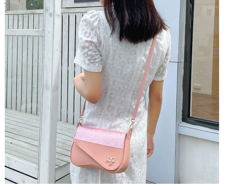 Casual PU Leather Sling Handbag Purse Women Vintage Shoulder Crossbody Bag Popular Simple Female Daily Messenger Bag Bolsa Mujer