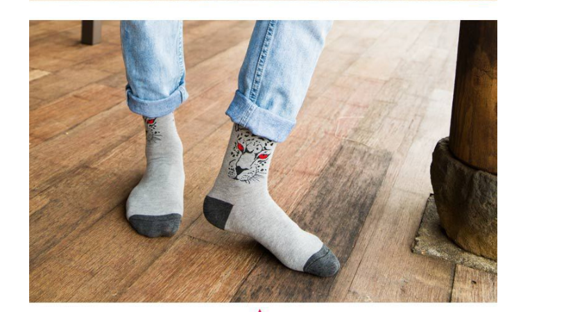 Men's Cotton Socks New Styles 5 Pairs / Lot Black Business Men Socks Breathable Autumn Winter For Male Gift