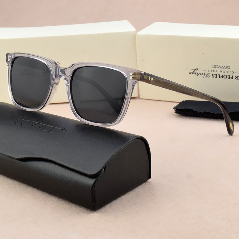 2020 New Polarized Sunglasses Men Fashion Glasses Frame Square Classic Anti-glare Sun Glasses Driver's sunglasses for men OV5031