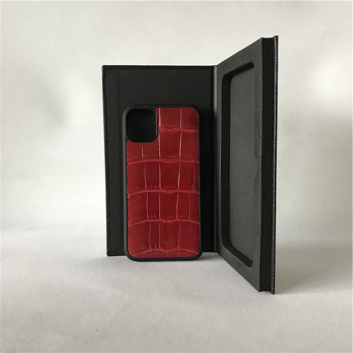 Crocodile iPhone 11 Pro Case- Royal Anvil
