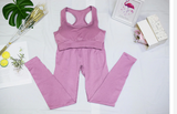 Plain Fitness Sport Set