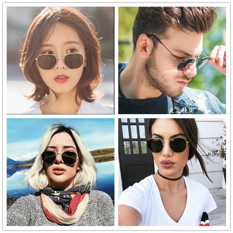 Fashion Classic sunglasses women Glass lenses vintage sun glasses for men Driving driver 2020 luxury Brand sunglasses for women