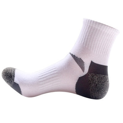 Men Cotton Socks Men Brand Leisure Dress Socks Basketball Socks Cotton Socks Long Warm Socks For Gifts 1 Pair EU 40-44 Meias