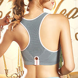 Back Buckle Sports Bra Women