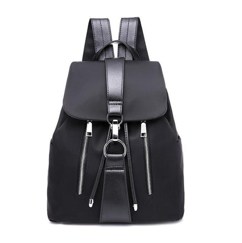 Women Backpack Designer High Quality Nylon Women Bag Fashion School Bags Large Capacity Knapsack Casual Travel Bags