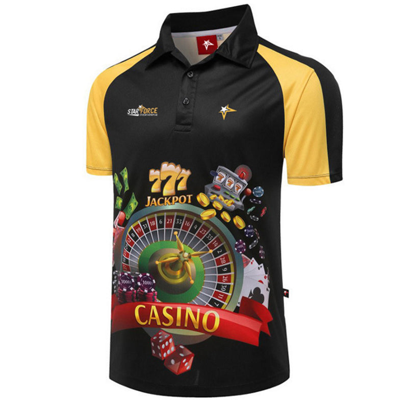 Casino Polo Shrit