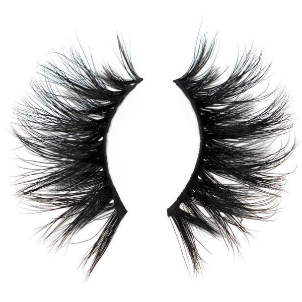 August 3D Mink Lashes 25mm - Lashes.com