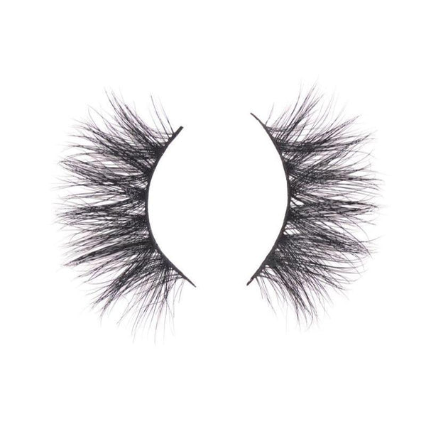 September 3D Mink Lashes 25mm - Lashes.com