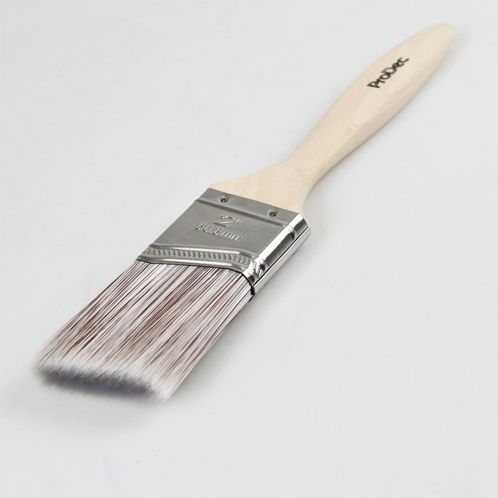 50mm/2 Inch Premier Synthetic Angled Paint Brush - Bonnypack