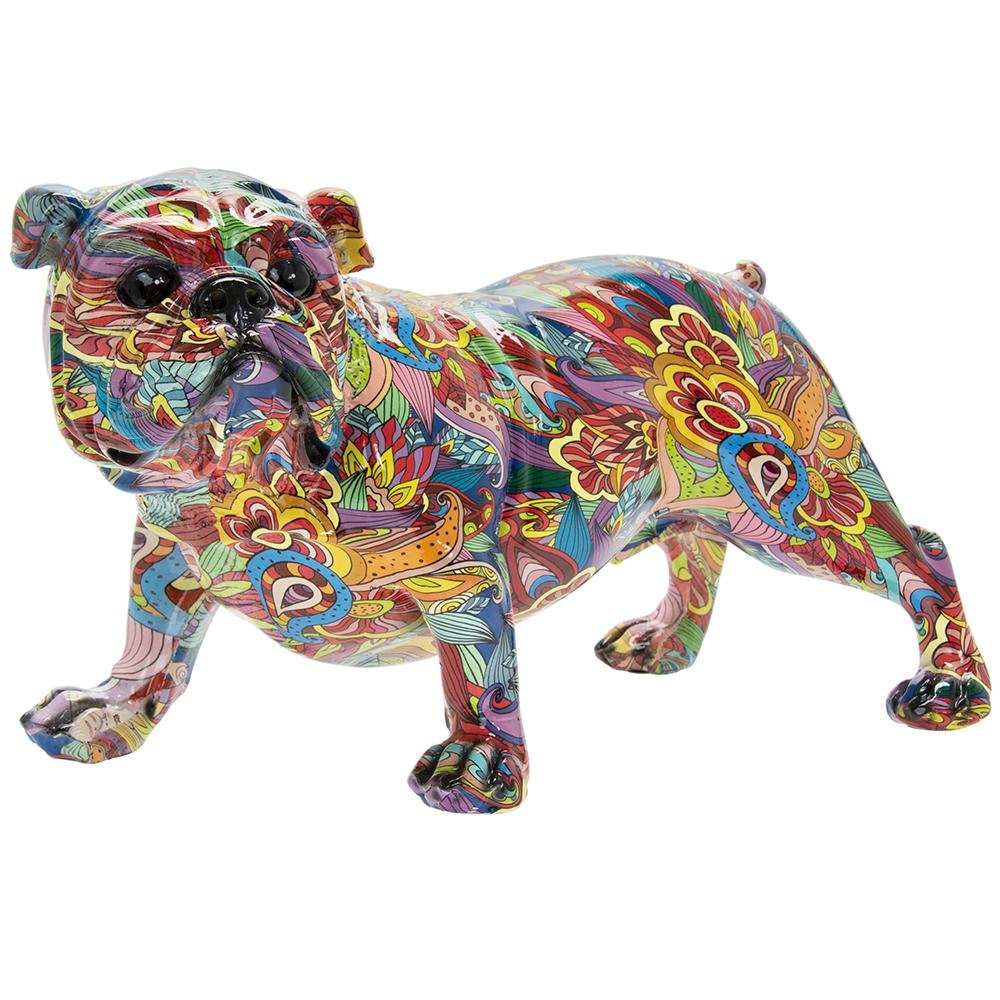 Groovy Art Standing French Bulldog Large Figurine - Bonnypack