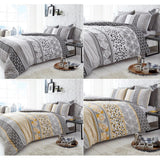 Helsby Reversible Duvet Cover Set - Bonnypack