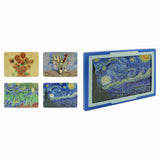 Set of 4 Van Gogh Cork Backed Art Themed Placemats