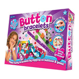 Make Your Own Sparkly Jewels Button Bracelets Pack - Bonnypack