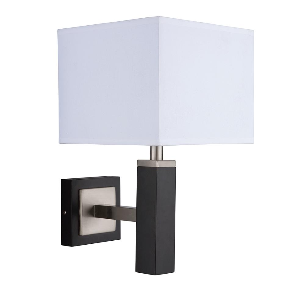 Modern Silver Rectangular Indoor Hallway Lobby Stairs Wall Light - Bonnypack