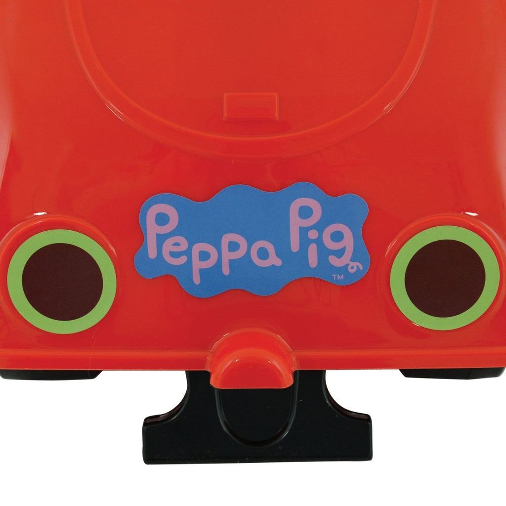 Peppa Pig Red Sit And Ride On Push Along Car Vehicle Toddler Toy - Bonnypack