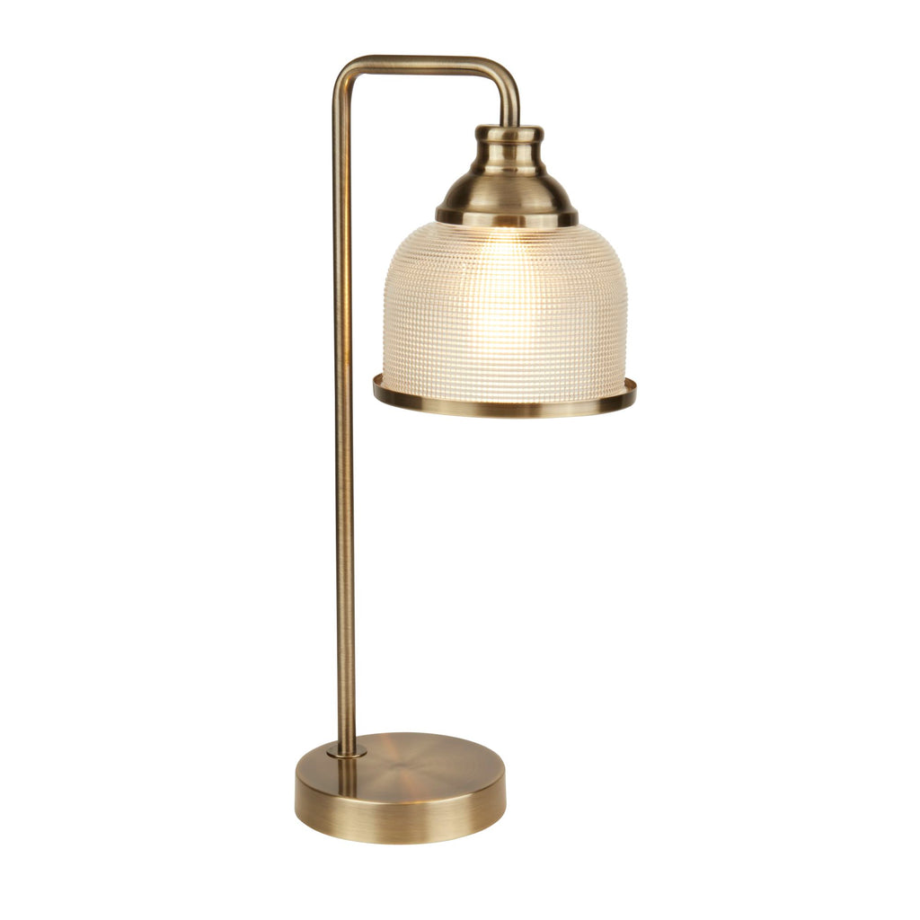 Searchlight Bistro II 1 Light Table Lamp Ab