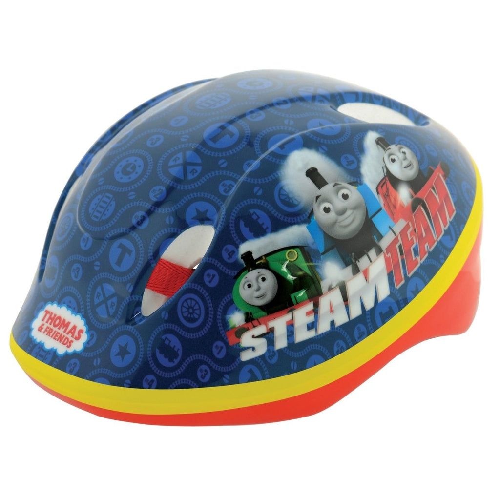 Thomas & Friends Safety Helmet Bike Skating Scooter Kids Protect Gear - Bonnypack