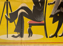 Load image into Gallery viewer, Vintage Soviet Movie Poster - Zigzag of Success (1968)