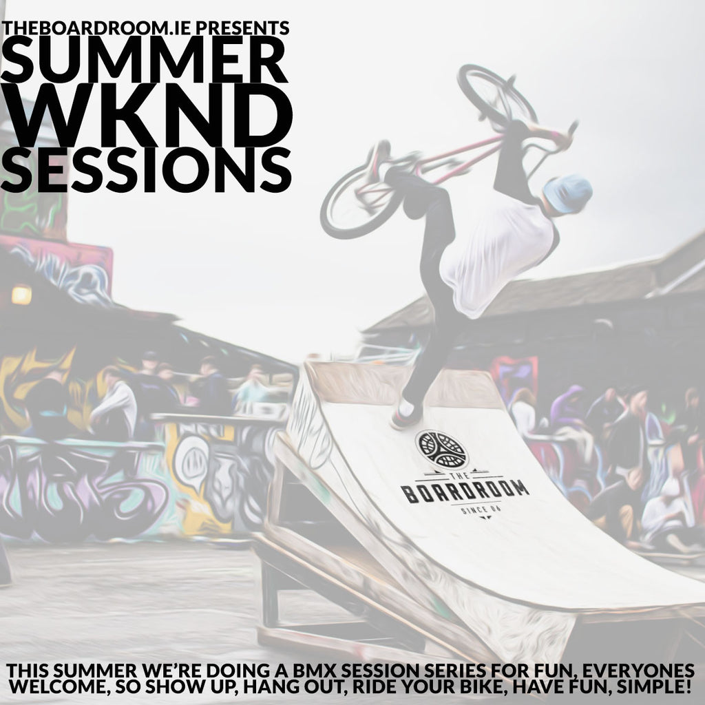Summer BMX sessions 2017