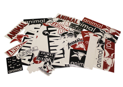 Animal - New 2017 Sticker pack