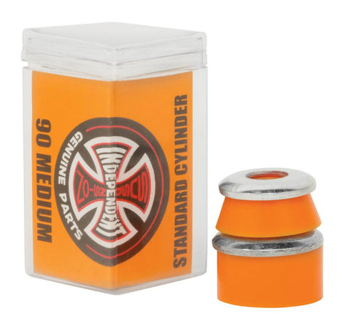 Independent - Bushings standard cylinder med 90 orange