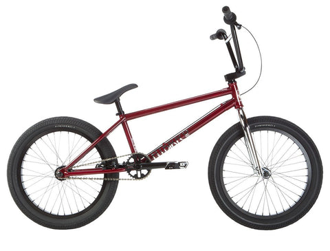 Fit bike co TRL 2019 trans red available from The Boardroom, BMX and Skateboard shop, Greystones, Wicklow, Ireland. BMX, Skate, Clothing, Shoes, Paint, Skateboards, BMX Bikes, Parts, Ireland #1.