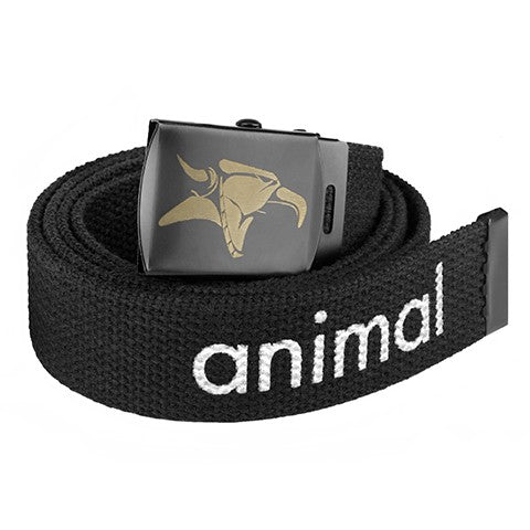 Animal - Militia Belt Black