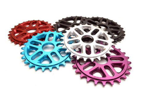 BSD Superlight 3d sprocket, available from The Boardroom, BMX and Skateboard shop, Greystones, Wicklow, Ireland. BMX, Skate, Clothing, Shoes, Paint, Skateboards, BMX Bikes, Parts, Ireland #1.