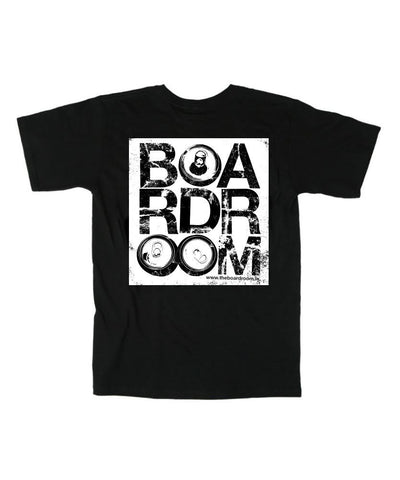 The Boardroom - 'Cans' Tshirt - SOLD OUT