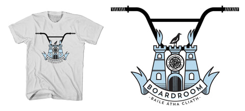 TBR - Dublin City Logo T-shirt