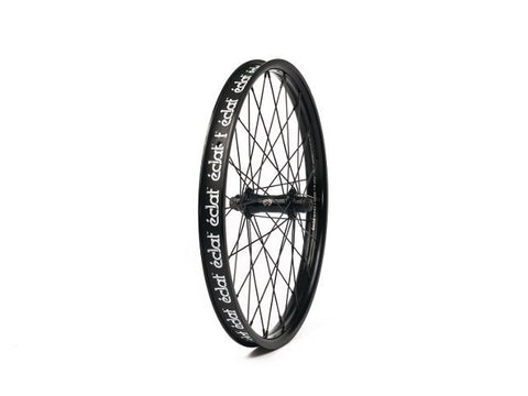 Eclat Pulse Front Wheel, available from The Boardroom, BMX and Skateboard shop, Greystones, Wicklow, Ireland. BMX, Skate, Clothing, Shoes, Paint, Skateboards, BMX Bikes, Parts, Ireland #1.