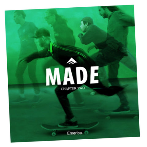 Emerica - Made 2 DVD